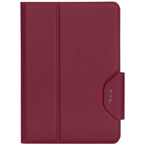 VersaVu Bookcase voor de iPad 10.2 (2019) / Pro 10.5 / Air 10.5 - Donkerrood
