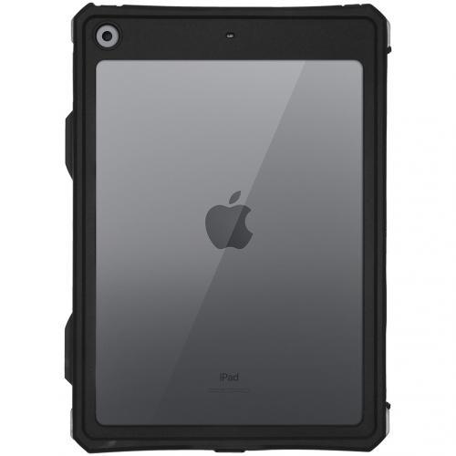 Waterproof Backcase voor iPad 10.2 (2019) - Zwart