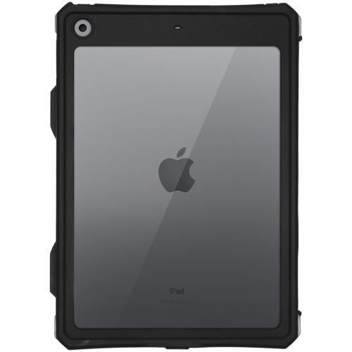 Waterproof Bookcase voor iPad 10.2 (2019) - Zwart