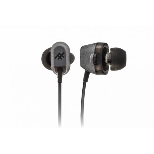 Zwarte Impulse Duo Wireless Earbuds