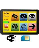 Archos Senioren Tablet met sounddock Wifi / 4G (op basis van een Archos Tablet)