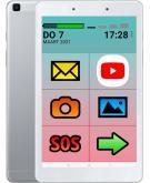 Samsung Tablet voor Senioren Wifi 32GB 8 inch