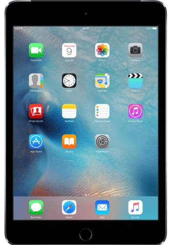 Apple iPad mini 4 64GB 4G Space Grey