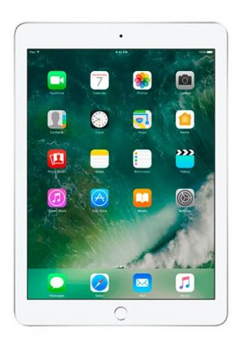iPad (2018) 128GB Wifi  plus 4G Silver