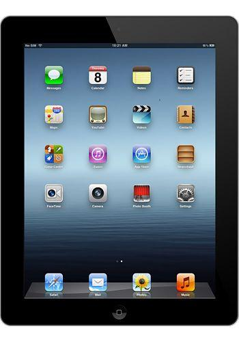 iPad 4 16GB Wifi LTE Black